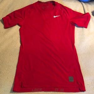 Nike Compression red